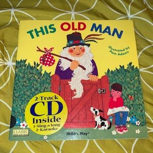 This Old Man childrens book